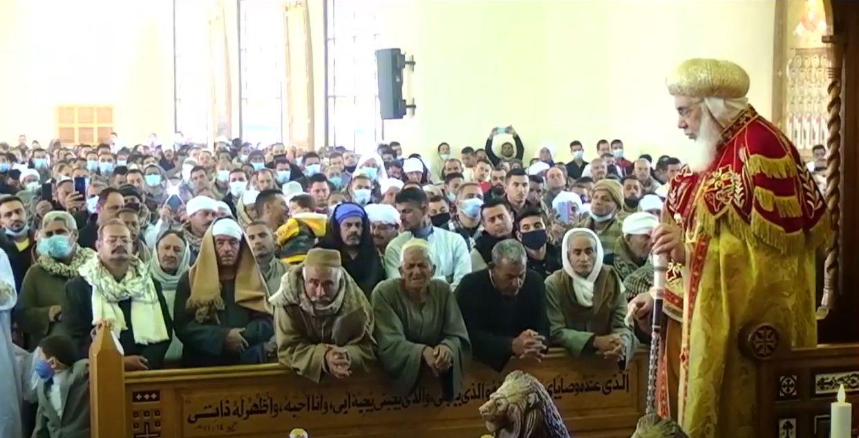 قداس شهداء ليبيا (9)