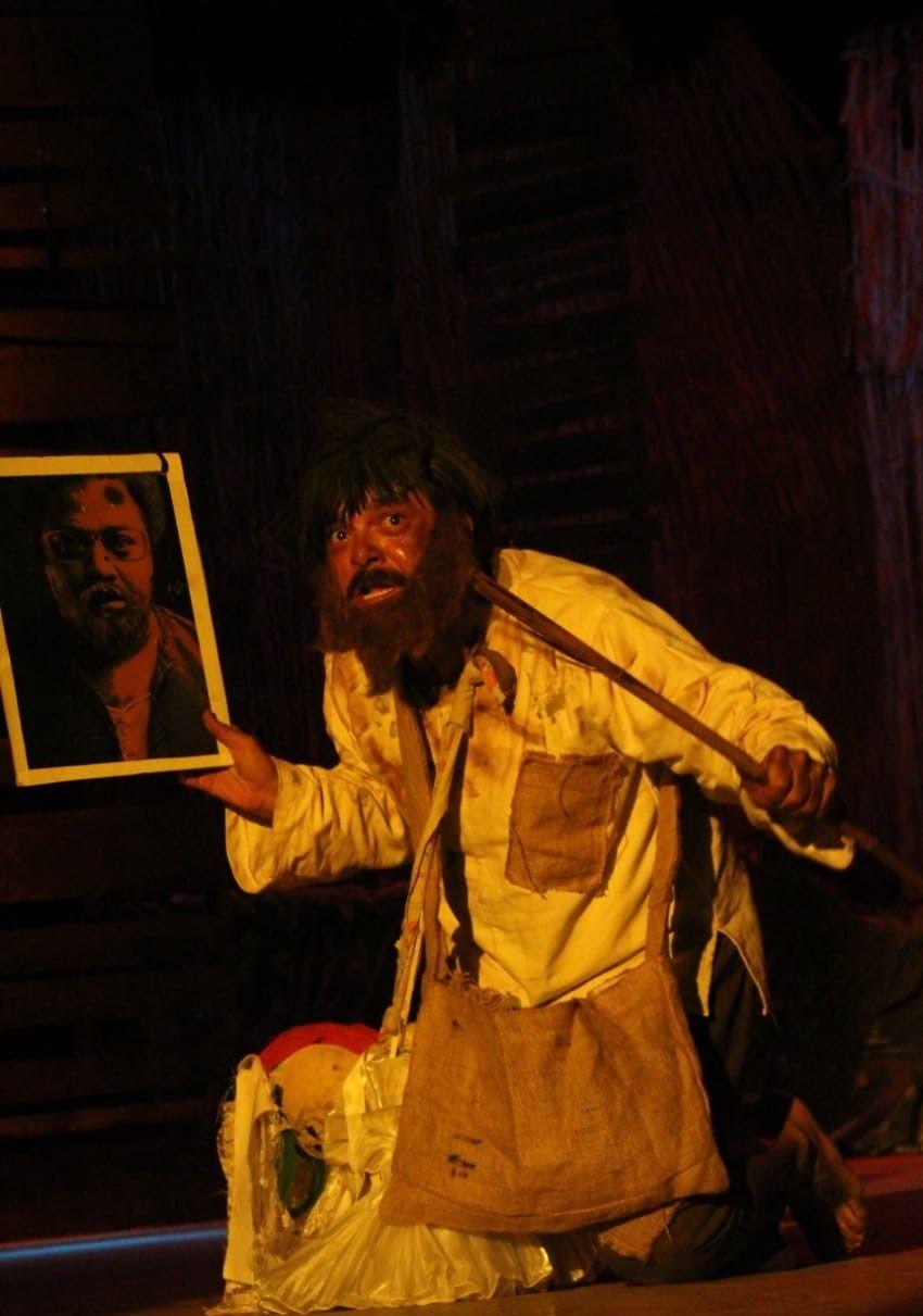 محمد امين في مسرحية من 15 سنة