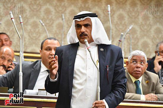 جلسة مجلس النواب برئاسة المستشار الدكتور حنفي جبالي (31)
