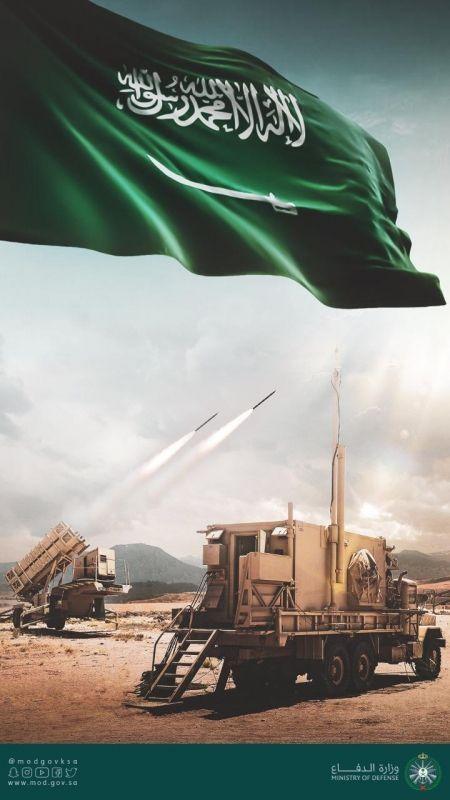 الدفاع الجوي السعودي يحمي سماء السعودية من طائرات الموت الحوثية - المواطن