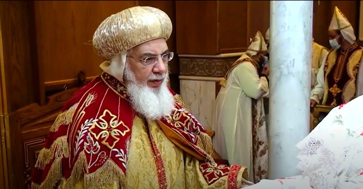 قداس شهداء ليبيا (3)