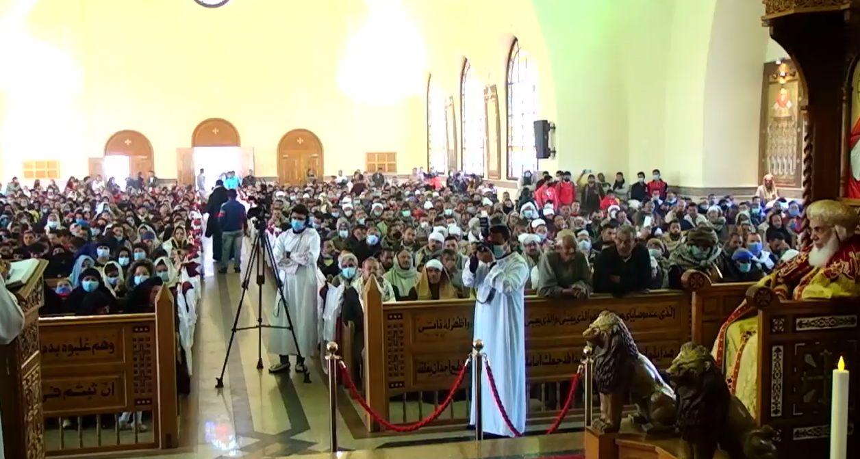 قداس شهداء ليبيا (5)
