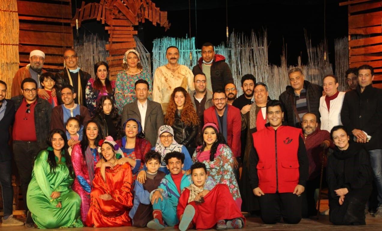 مسرحية من 15 سنة لفرقة السامر