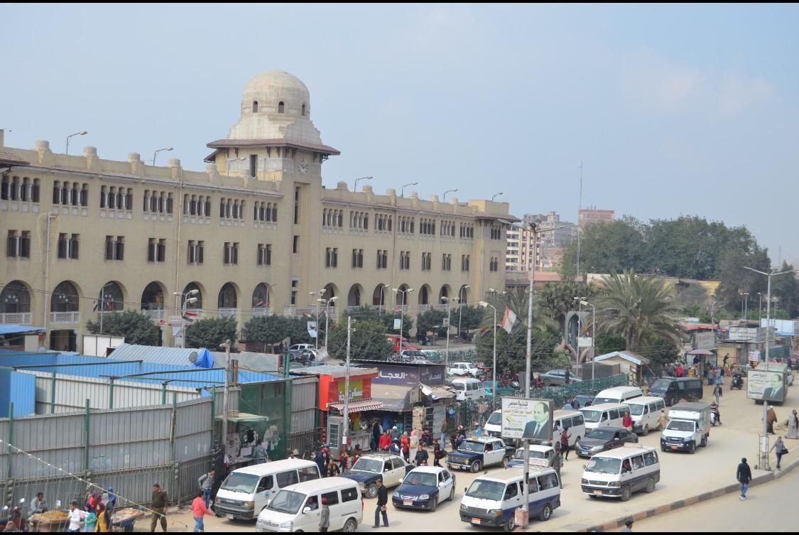 ميدان المحطة بطنطا (1)