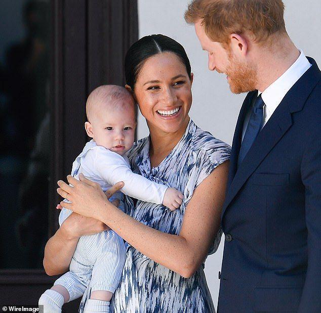 تعرف على ترتيب طفل ميغان ماركل الثاني في ولاية العرش (3)