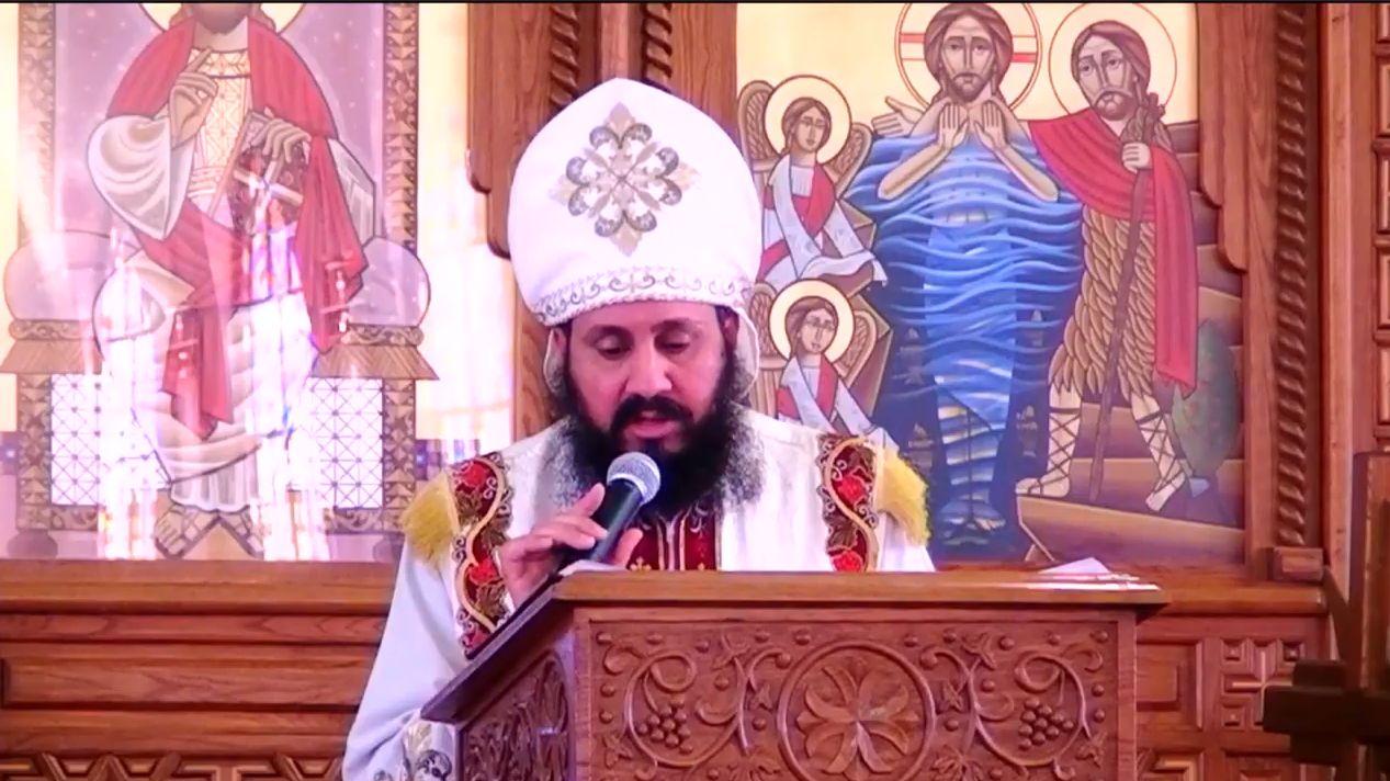 قداس شهداء ليبيا (4)