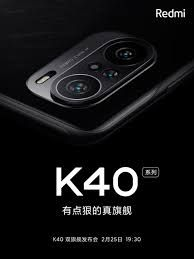 Image result for Redmi K40