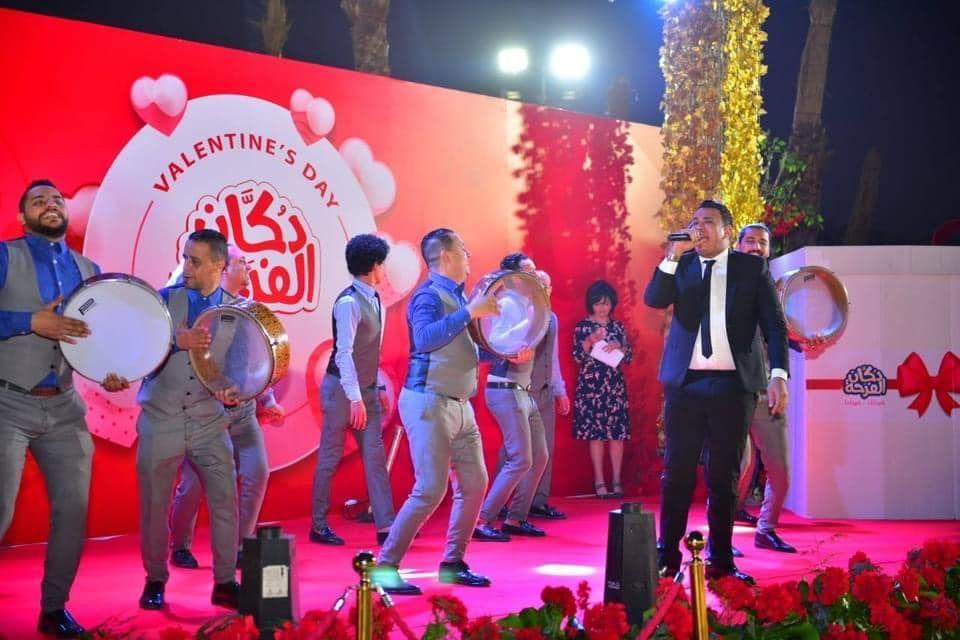 محمود الليثي يحي الحفل