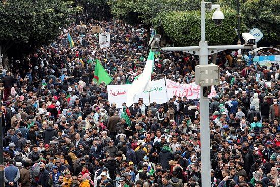 إحياء الحراك الجزائري