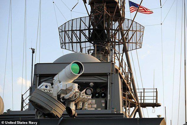 الجيش الأمريكي يطور أقوى ليزر في التاريخ (1)