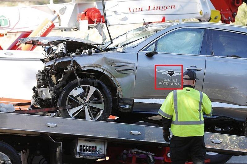 تعرف على مواصفات سيارة تايغر وودز التي أنقذت حياته