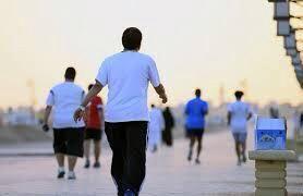 """مجلس الصحة الخليجي: 34 % لا يحبون """"طاري"""" الرياضة"""