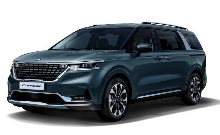 كيا سيدوناكرنفال 2022 الجديدة تخرج رسمياً للنور - السيارات الموقع العربي الأول للسيارات