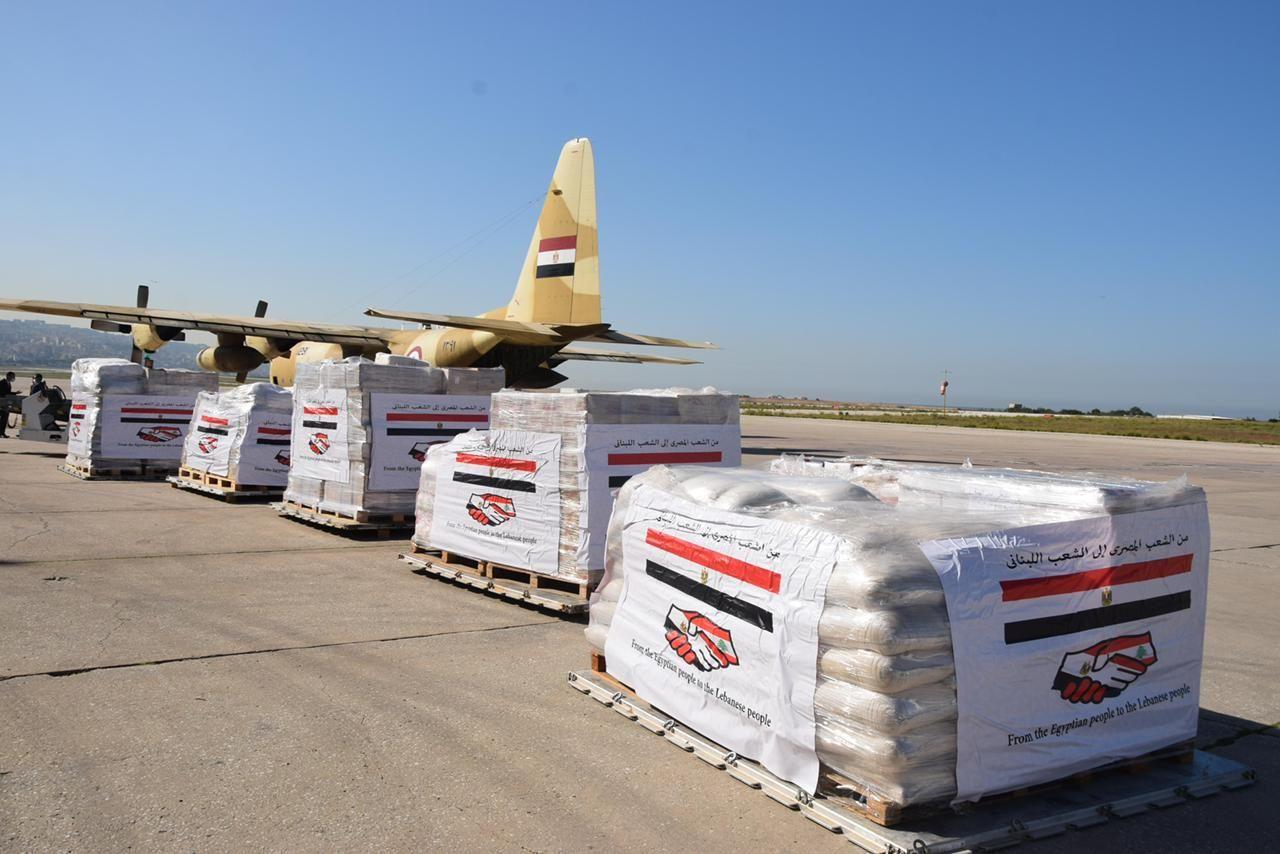مساعدات القوات المسلحة للجيش اللبناني