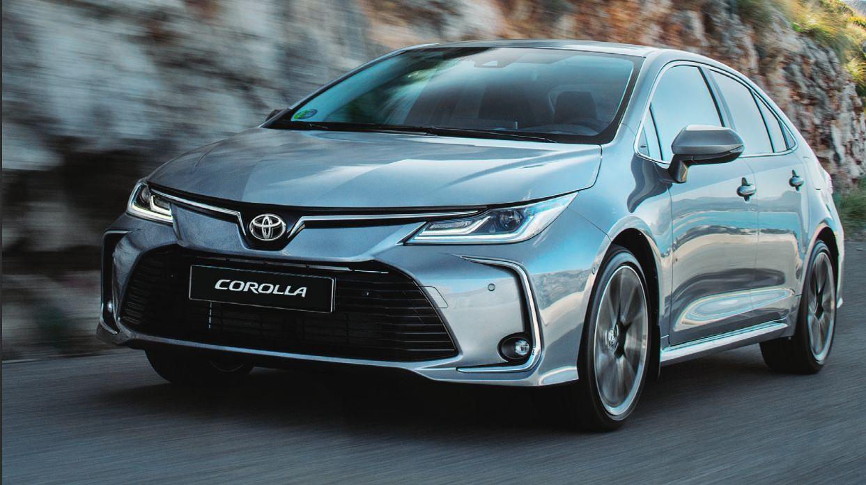 أسعار ومواصفات سيارات تويوتا كورولا 2021 | الشرقية توداي