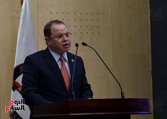 رئيس الوزراء يزور مقر النائب العام لمتابعة جهود التحول الرقمى (19)