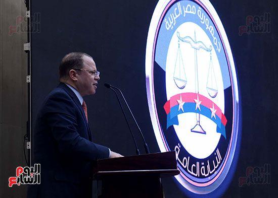 رئيس الوزراء يزور مقر النائب العام لمتابعة جهود التحول الرقمى (21)