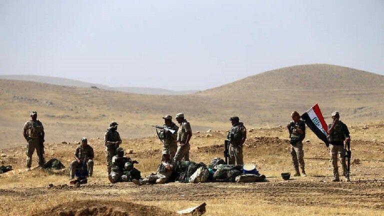 القوات العراقية تنشر فيديو قصف أوكار -داعش- بعشرة صواريخ