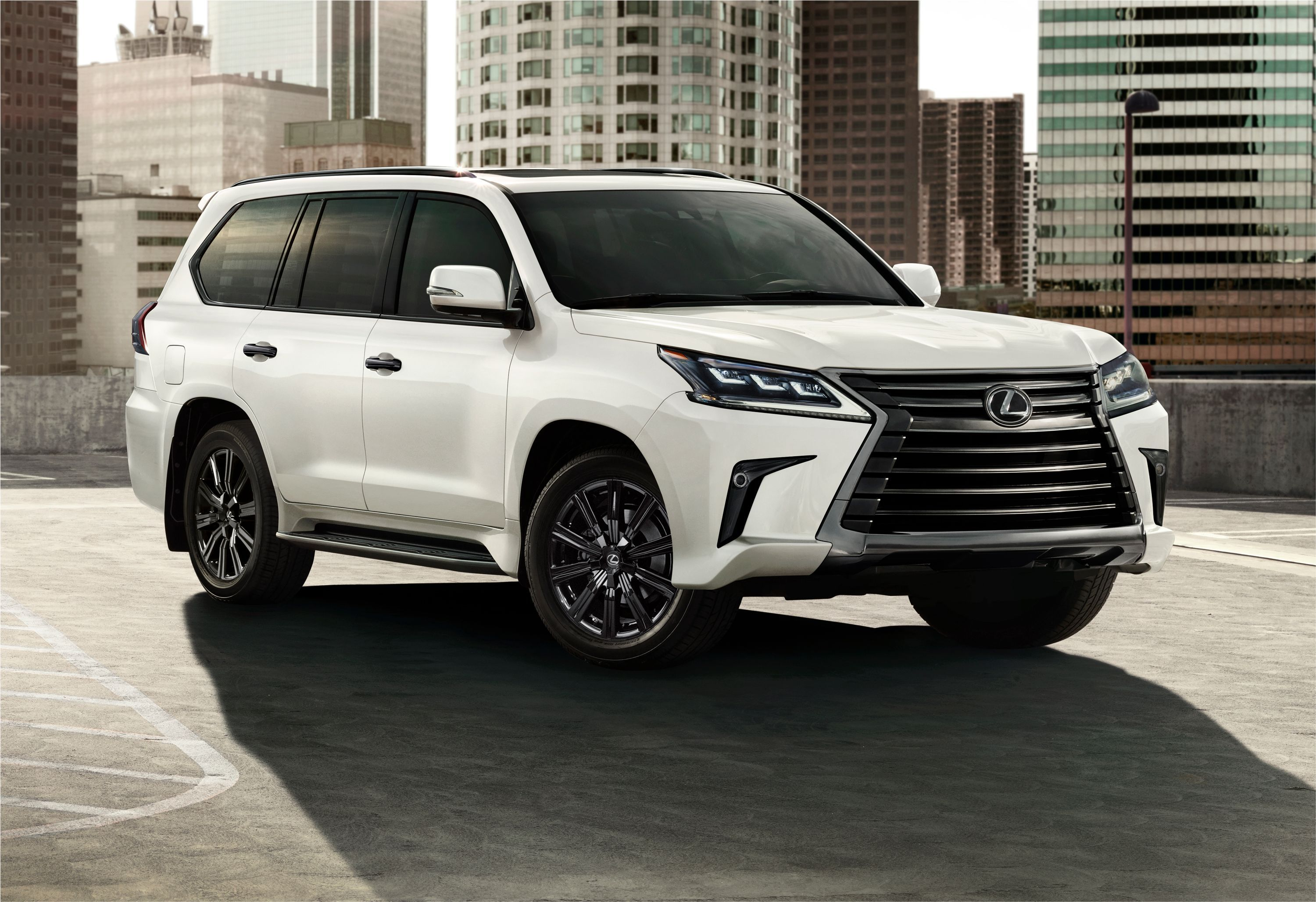 2021 Lexus LX Review, Pricing, and Specs