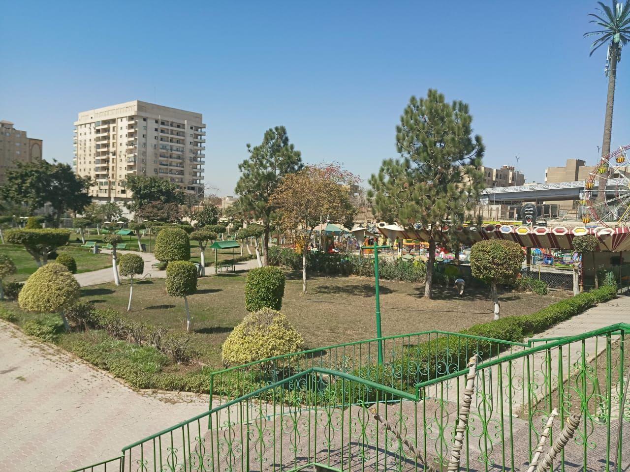 حدائق محافظة القاهرة