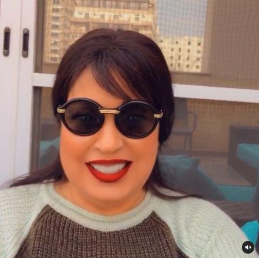 جانب من فيديو فيفى عبده