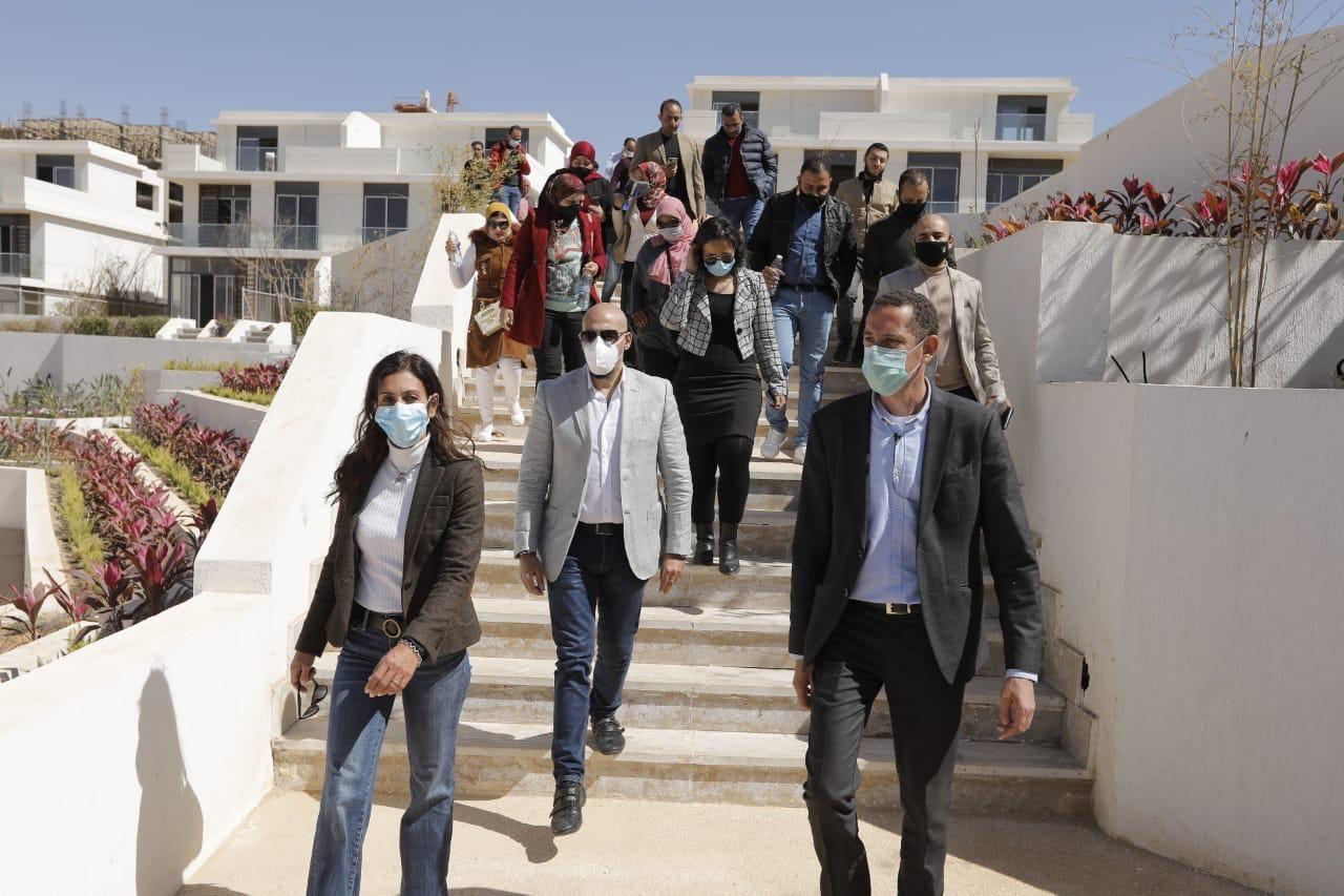شركة مصر إيطاليا العقارية تطلق مرحلتين جديدتين بمشروع البوسكو فى العاصمة الإدارية (3)