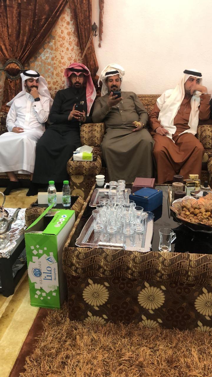 عبدالعزيز الشواطي يحتفل بعقد قرانه في أبها - المواطن