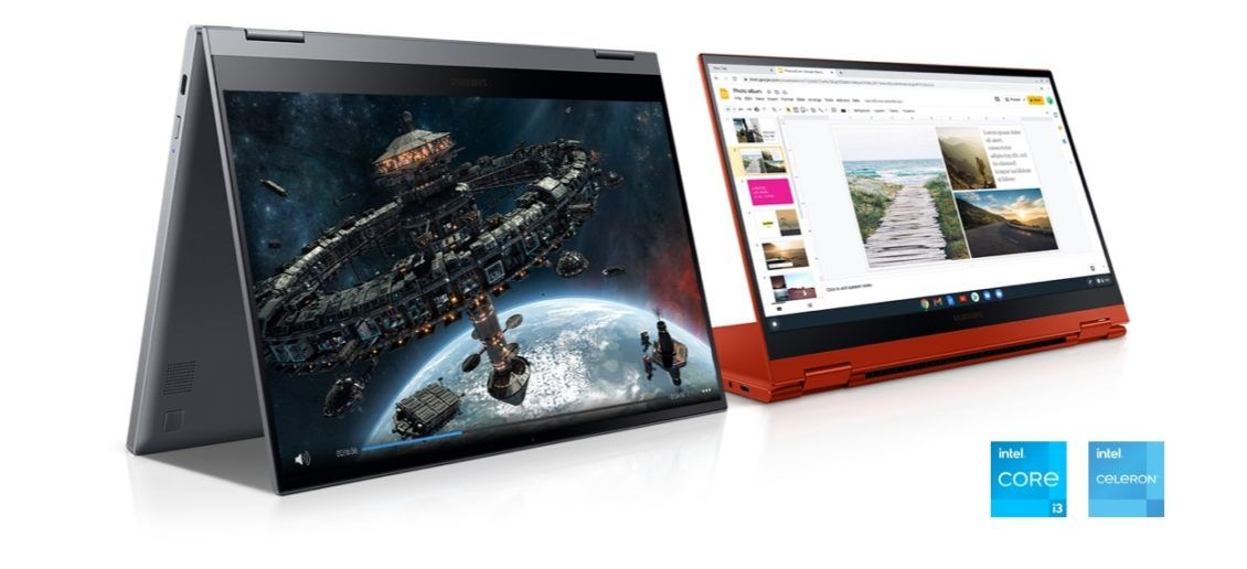 مراجعة شاملة لحاسوب Galaxy Chromebook 2 من سامسونج