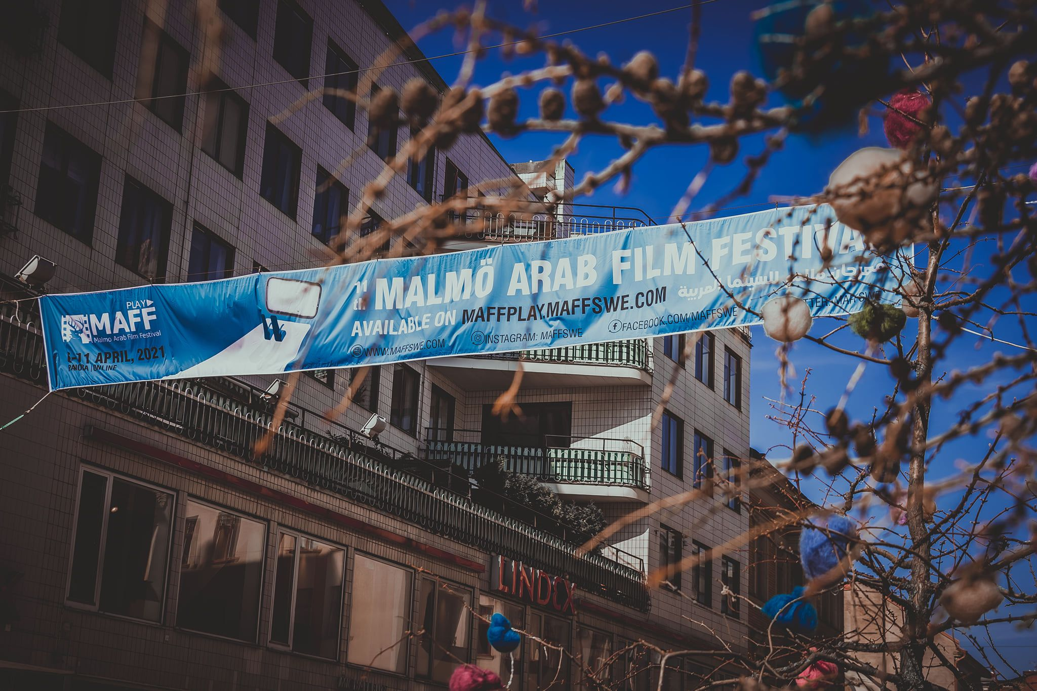 دعاية مهرجان مالمو