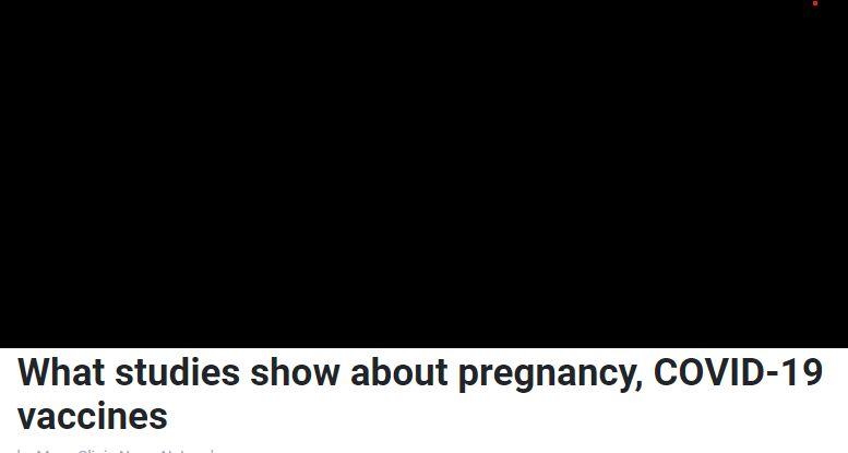 ما تقوله الدراسات عن الحمل