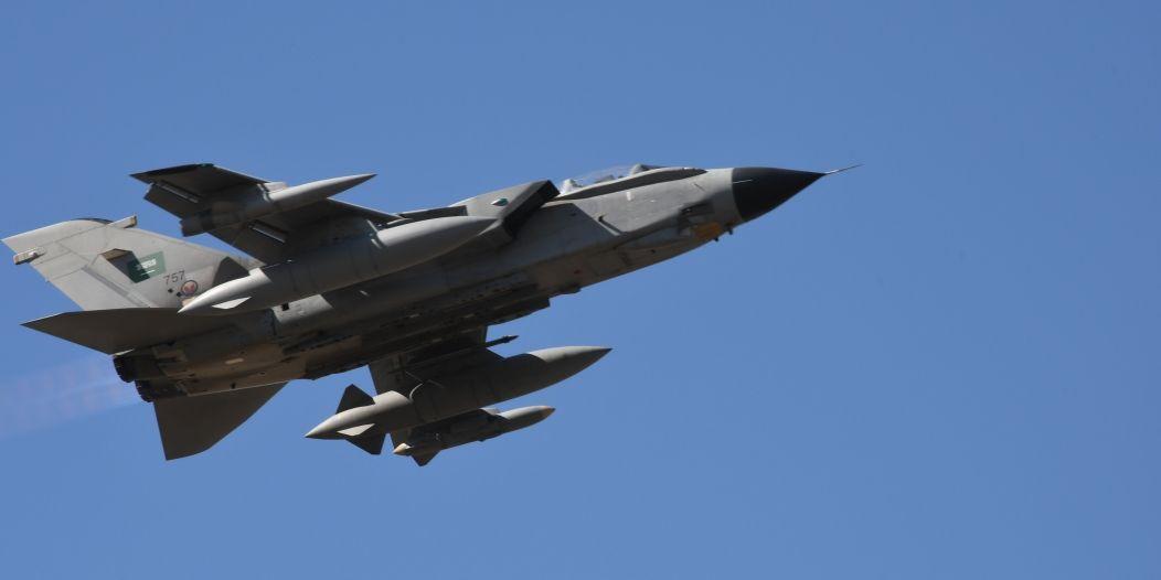 اللواء العتيبي يزور القوات السعودية المشاركة في مناورات التفوق الجوي بباكستان