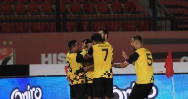 هاتريك محمد هلال يقود دجلة لهزيمة البنك الأهلى 4\2 فى مباراة مثيرة بالدورى