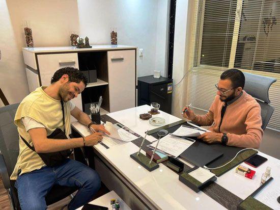 مومنت برودكشن تتعاقد مع المؤلف مهاب حسين لإنتاج فيلم حرب شوارع (3)