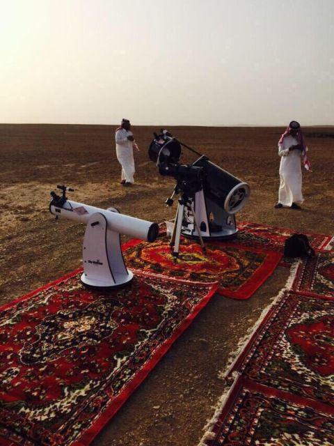 المراصد والمتراؤون في السعودية يستعدون لرصد هلال شهر رمضان - المواطن