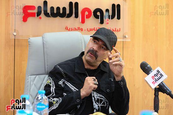الفنان محمد سعد (1)