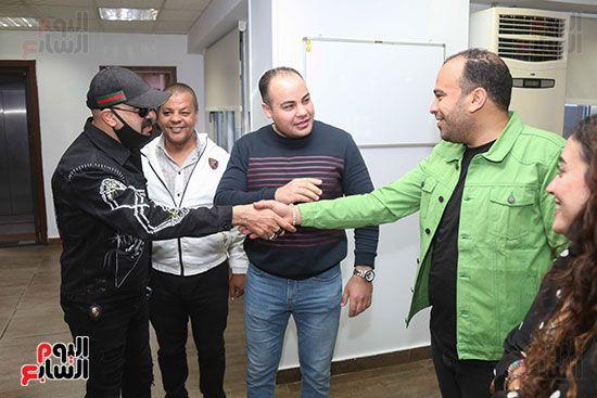 الفنان محمد سعد (4)