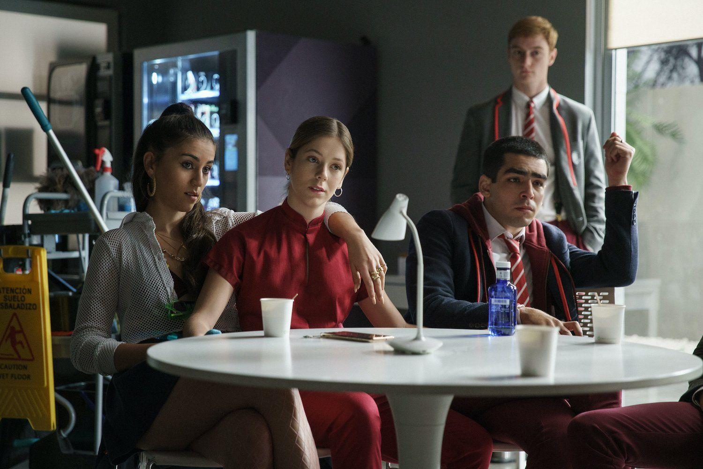 لقطة جديدة من الموسم الرابع