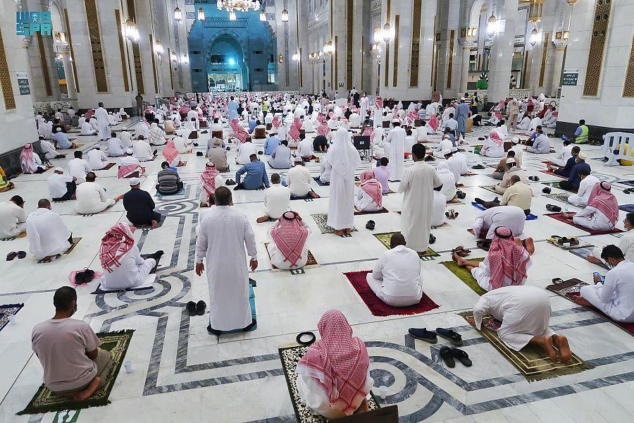 صلاة التراويح المسجد الحرام