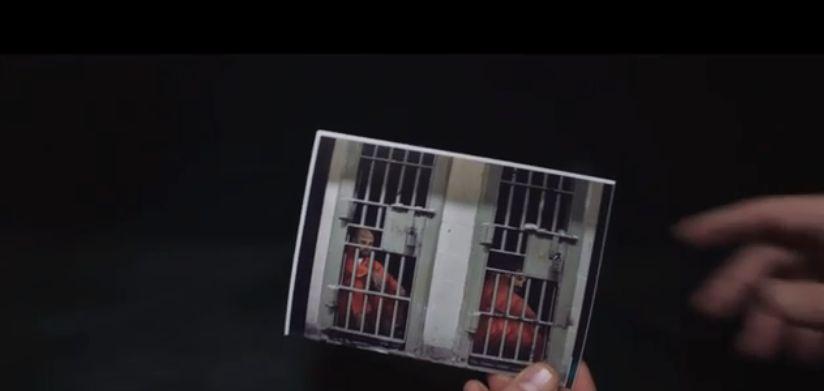 المسجونين