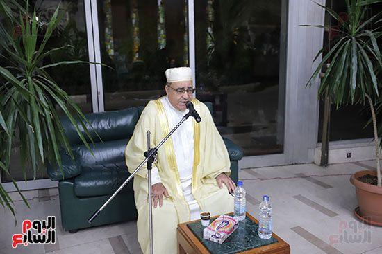 عزاء الكاتب الصحفى مكرم محمد أحمد (8)