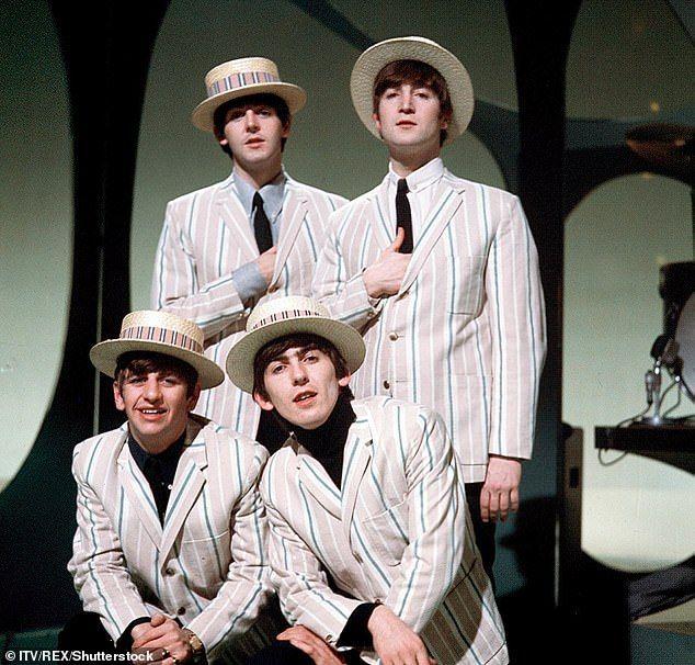 فرقة البيتلز
