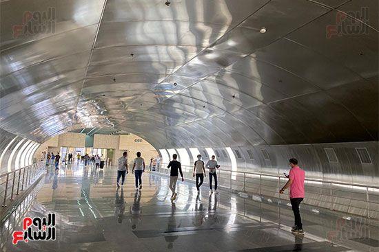 المومياوات الملكية متاحة لاستقبال الزوار بالمتحف القومى للحضارة (30)