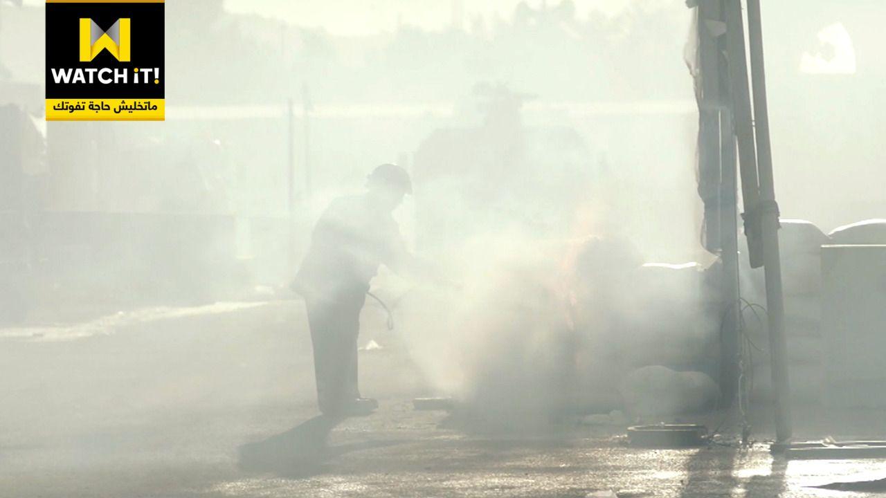 مسلسل الاختيار الحلقة 5 فض اعتصام رابعة (10)