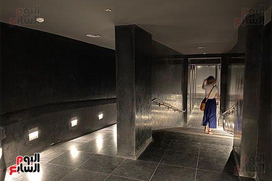 المومياوات الملكية متاحة لاستقبال الزوار بالمتحف القومى للحضارة (18)