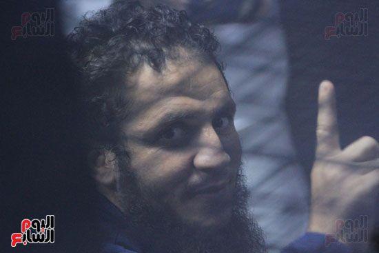 المتهمون بقتل نبيل فراج