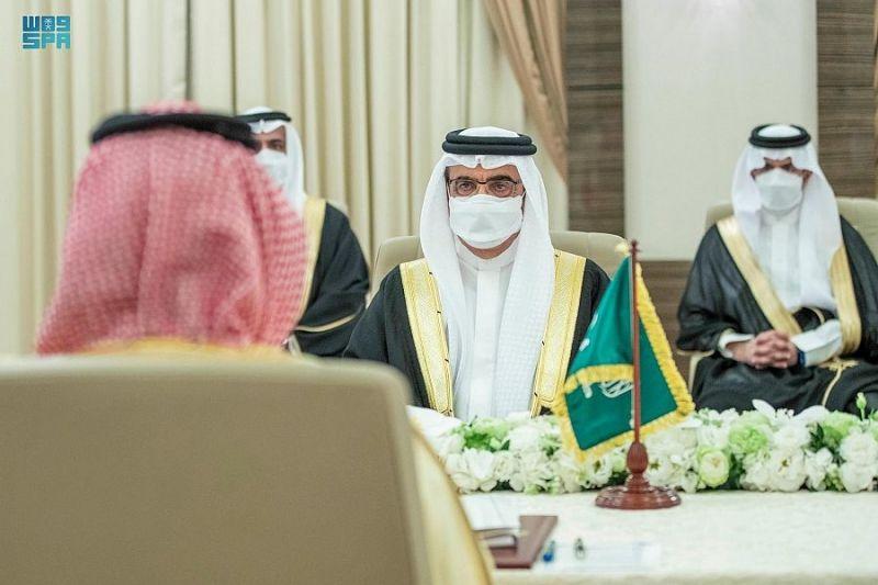 عبدالعزيز بن سعود ووزير الداخلية البحريني يرأسان الاجتماع الأول للجنة التنسيق الأمني - المواطن