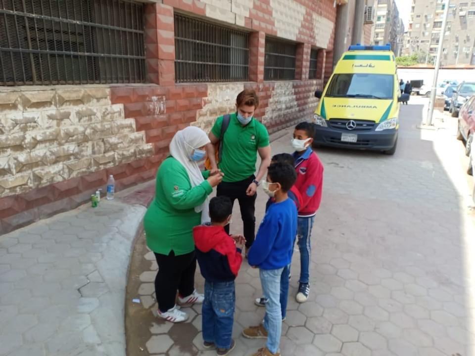 فريق أطفال وكبار بلا مأوى ينقذ 6 أطفال بالقاهرة (3)