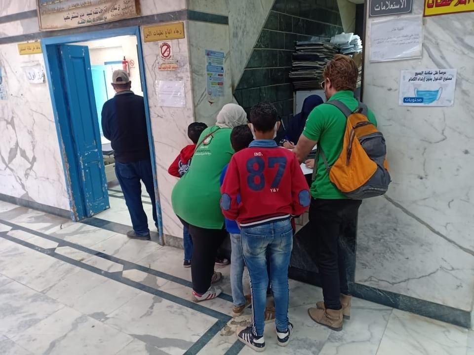 فريق أطفال وكبار بلا مأوى ينقذ 6 أطفال بالقاهرة (1)