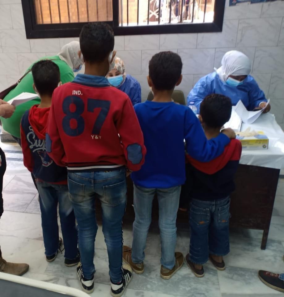 فريق أطفال وكبار بلا مأوى ينقذ 6 أطفال بالقاهرة (2)