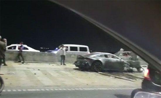 حادث التجمع (2)